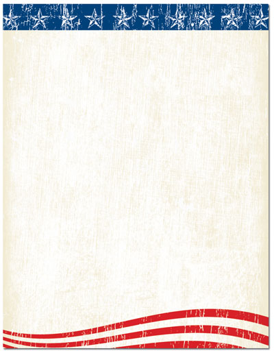 Faded Glory Letterhead - 80 pack