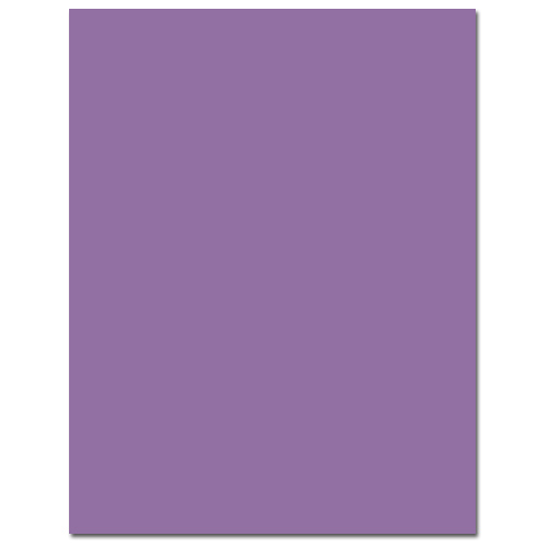 Grape Jelly Cardstock