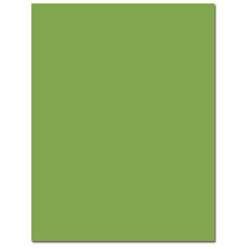 Gumdrop Green Cardstock