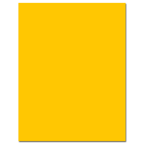 Lemon Drop Cardstock